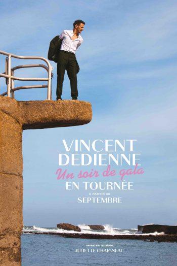 Vincent Dedienne affiche spectacle