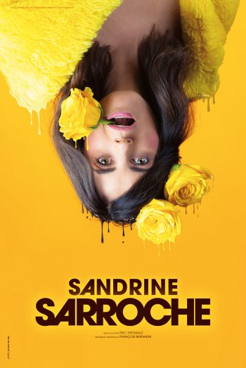 Sandrine Sarroche affiche Chaudronnerie