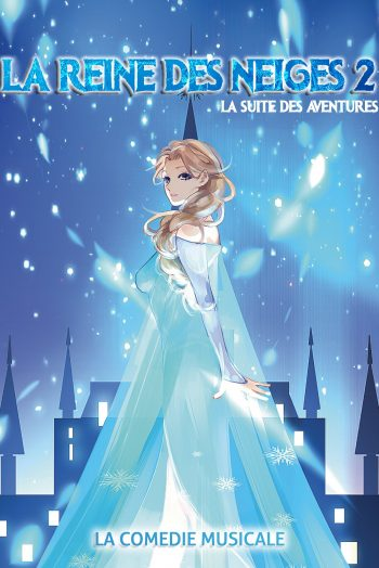 Reine des neiges affiche Chaudronnerie