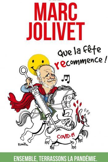 Marc Jolivet affiche chaudronnerie